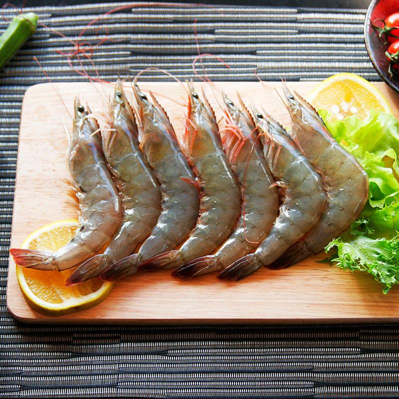 白蝦-  50/60-800g/瓜地馬拉